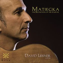 Matiegka CD cover