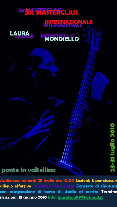 Masterclass Ponte 2010