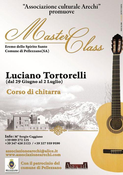 Luciano Tortorelli 2011 Master Class
