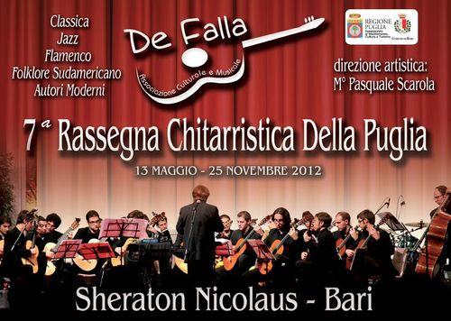 Immagine Rassegna Chitarristica 2012