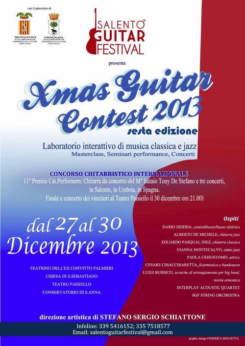 Locandina_xmas_guitar_contest_2013