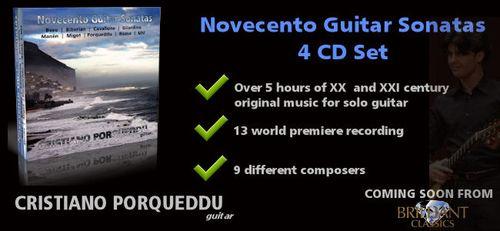 Novecento-Guitar-Sonatas-Porqueddu