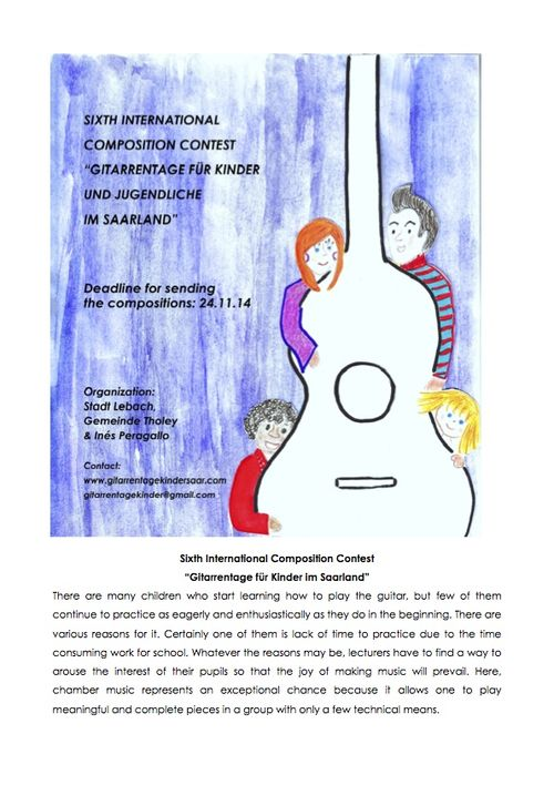 6. International Composition Contest