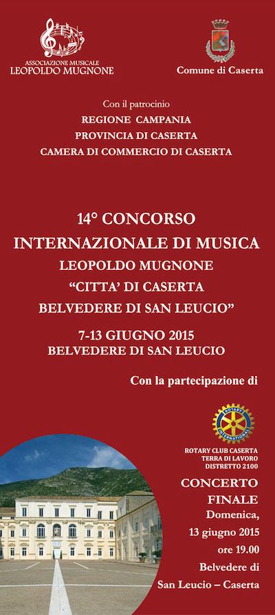 BROCHURE 2015 - esterno (ITALIANO)