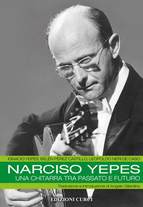 Cover Yepes rid