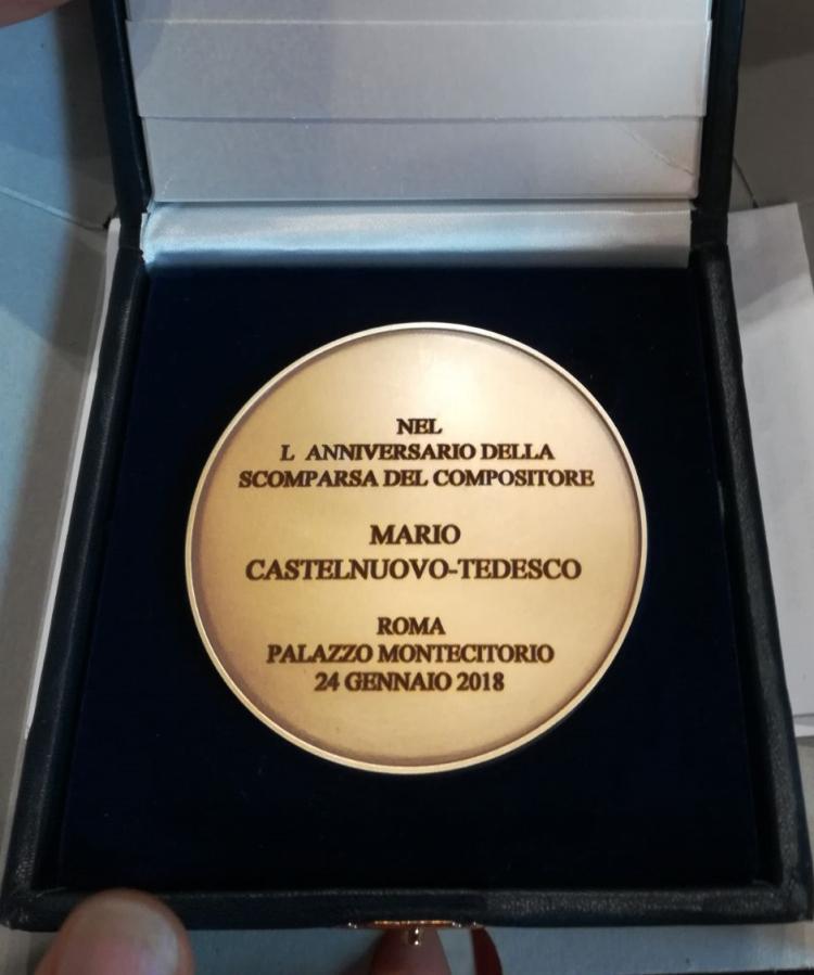 Premiazione Montecitorio MCT 24012018