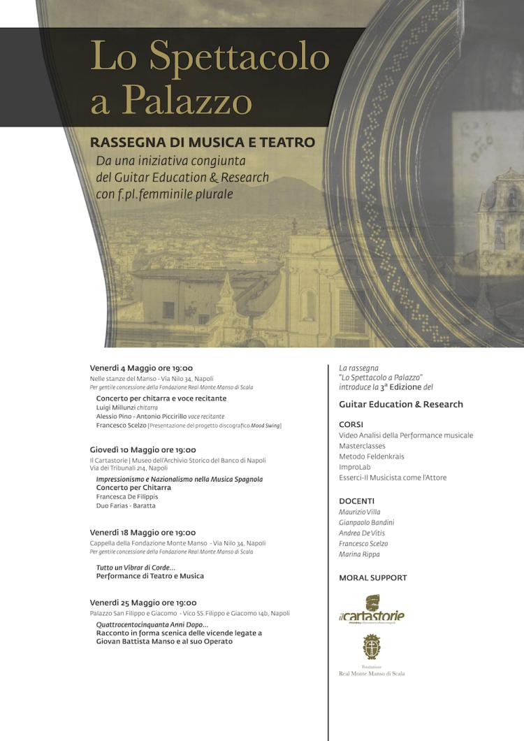 Manifesto Generale - Lo Spettacolo a Palazzo copia