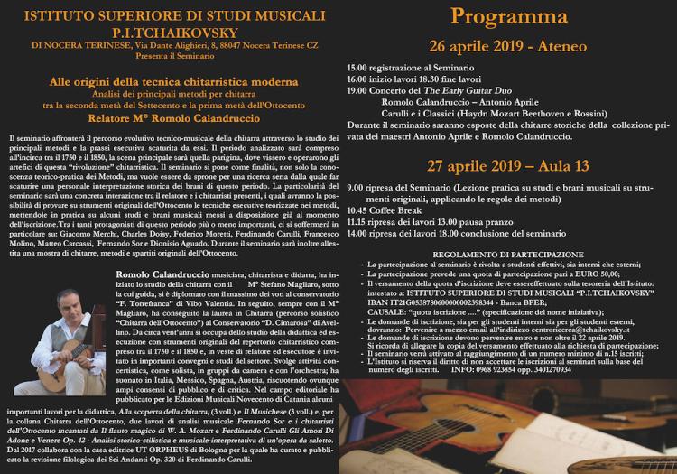 Brochure SEMINARIO METODI NOCERA TERINESE STAMPA
